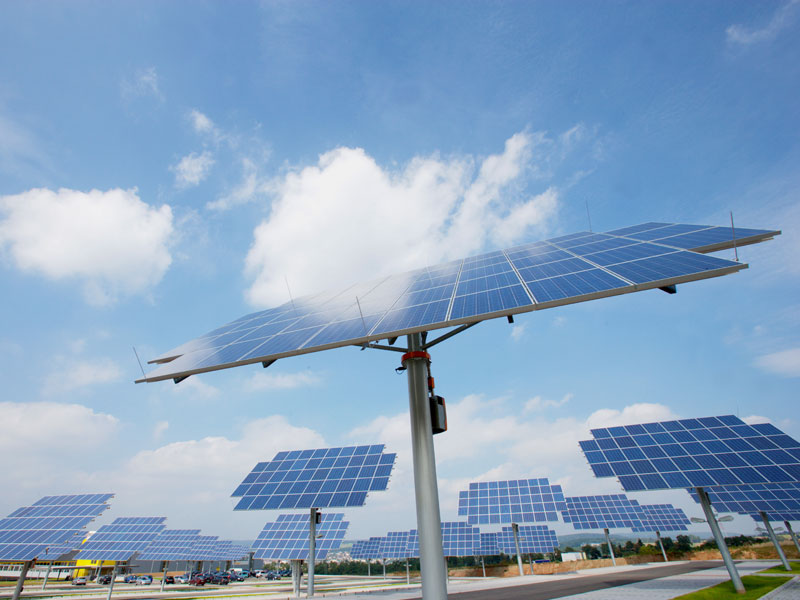 Tracking Systems - Kirchner Solar Group GmbH